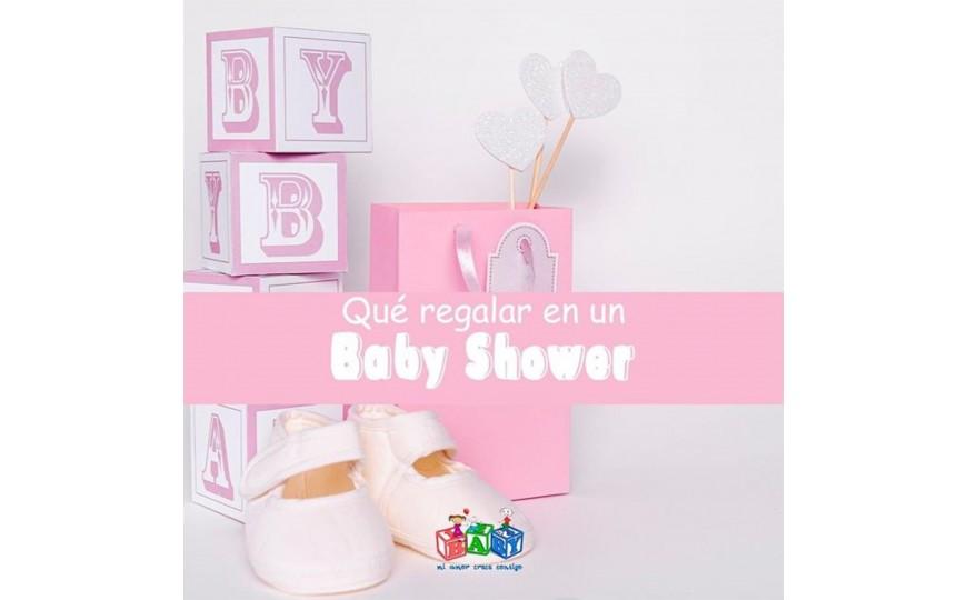 Que regalar en un Baby Shower